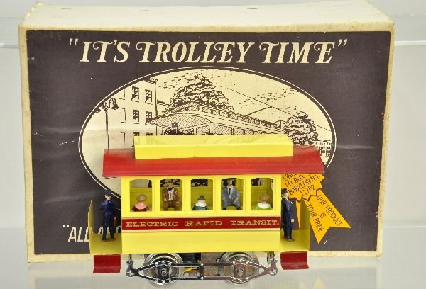17: Early Pride Lines #1 Trolley