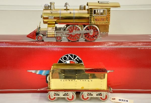 22: Lionel Classics 7 Locomotive