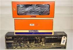 404: K-Line/Lionel PRR Passenger Set