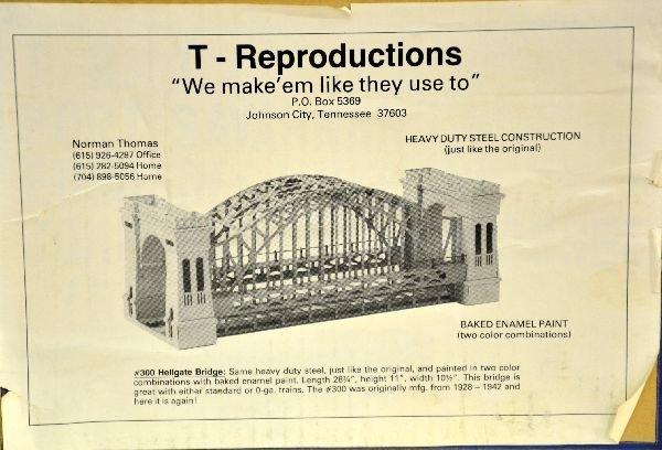 4: T-Reproduction Hellgate Bridge