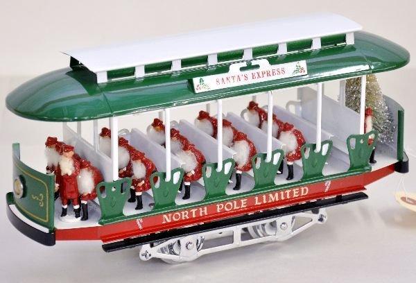 7: Pride Lines Santas Express Trolley