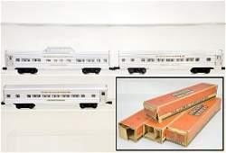 193 3 Boxed Lionel Passenger Cars Plus