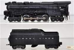 207 Lionel 681 Steam Turbine