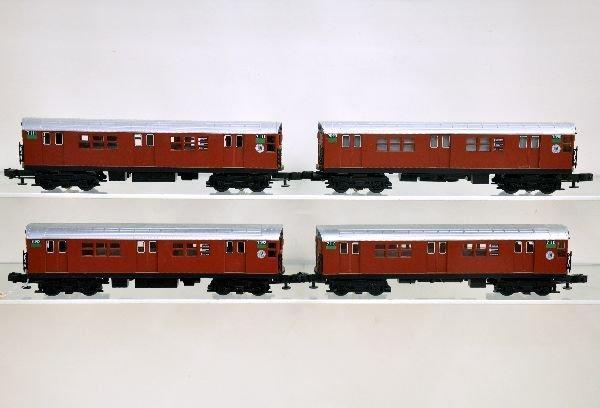 261: MTH RailKing 30-2198-1 R1 Subway Set