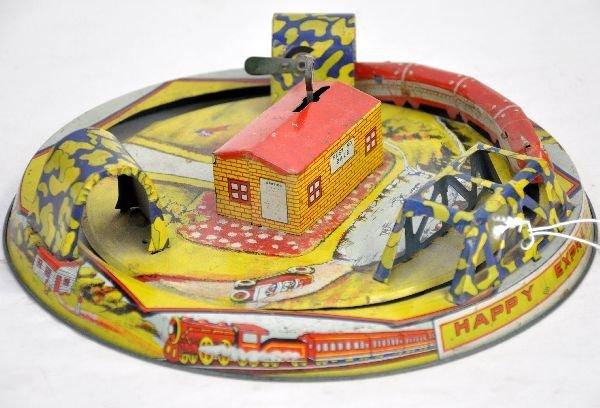 3: Early Marx Honeymoon Express Toy