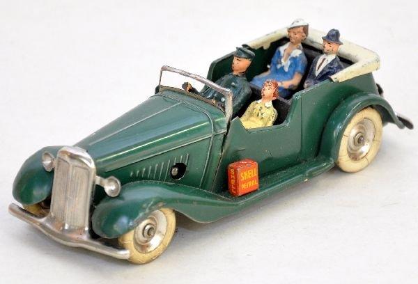 8: Rare Prewar Tri-Ang Minic Saloon