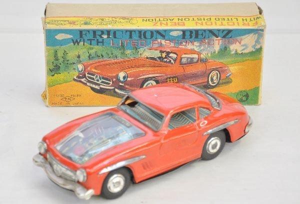 14: Boxed TN Tin Mercedes