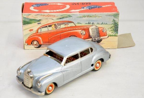15: Boxed JNF Tin Mercedes 300
