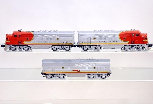 153: Clean Lionel 2353 SF F3 ABA Diesel