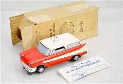 198 Boxed Lionel 68 Inspection Car