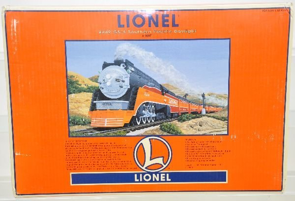 233: Lionel 18071 SP Daylight GS-4 Loco