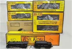 264: Extended MTH RailKing NYC Passenger Set