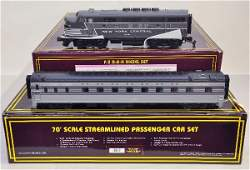 305: MTH NYC Diesel Passenger Set