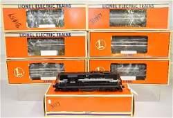 7Pc Lionel NYC Passenger Set