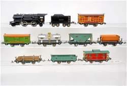 10Pc Lionel 259E Freight Set
