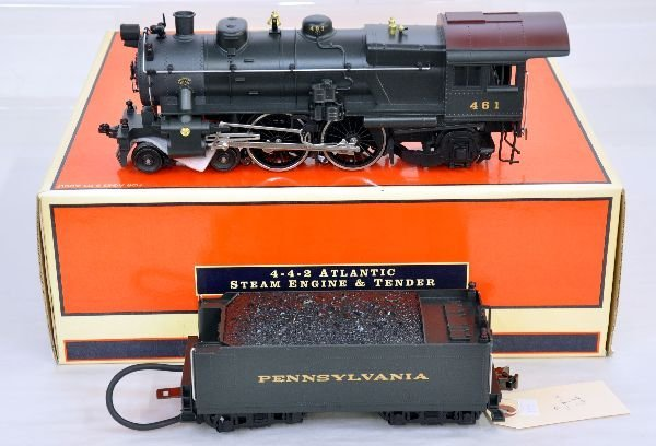 Lionel 28005 PRR Atlantic Steam Loco