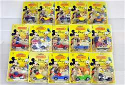 15 Matchbox Disney Vehicles