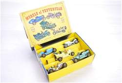 Boxed Matchbox G6 MOY Gift Set