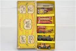 Early Matchbox G7 MOY Gift Set