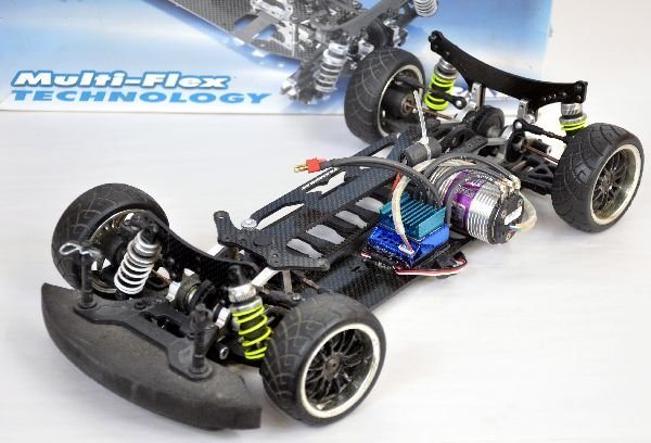 XRAY T2 RC Luxury Touring Car - 2