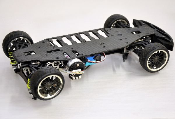 XRAY T2 RC Luxury Touring Car - 4