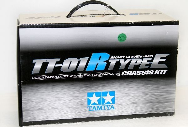 Tamiya 1/10 RC Car TT-01 R TYPE-E - 2