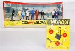 2 AC Gilbert 007 Toys