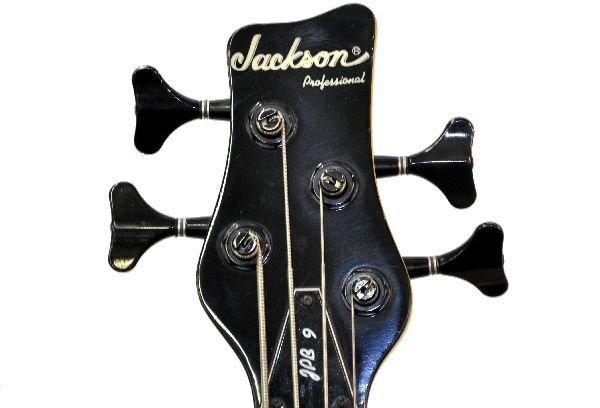 Jackson JPB-9 Bass Guitar - 4