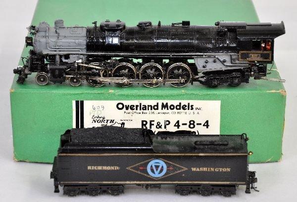 Overland HO Brass RW Northern
