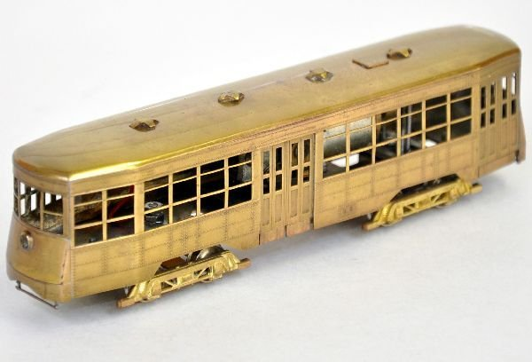 Rare Tars #384 Huffliner Streetcar
