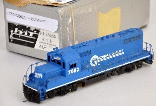 KMT HO Brass Conrail GP15 Diesel
