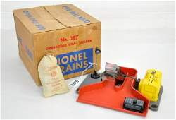 Early Boxed Lionel 397 Coal Loader