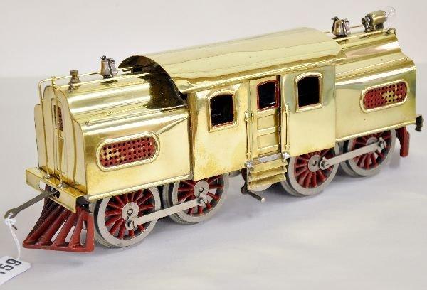 Nice Lionel Brass 54 Locomotive