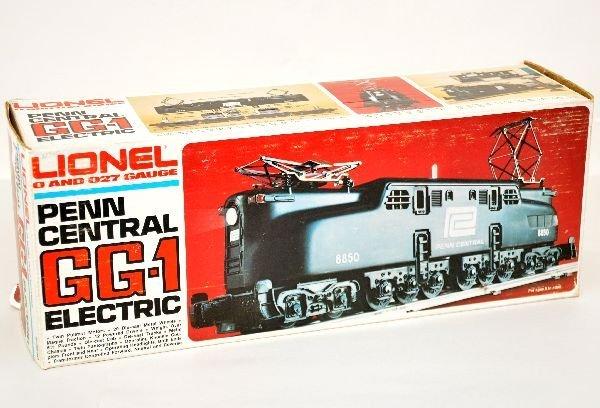 Lionel MPC 8550 PC GG1 Electric