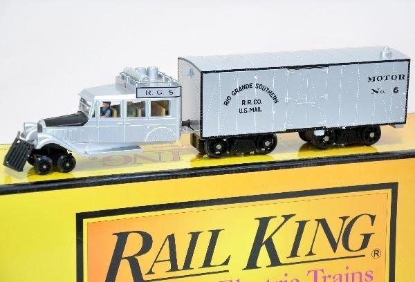 MTH RailKing 30-2154-0 Galloping Goose
