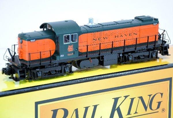 MTH RailKing 30-2801-3 NH RS-1 Diesel Dummy