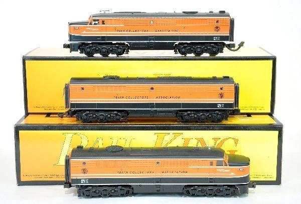 MTH RailKing ALCO PA ABA Diesels Set 30-2172-1