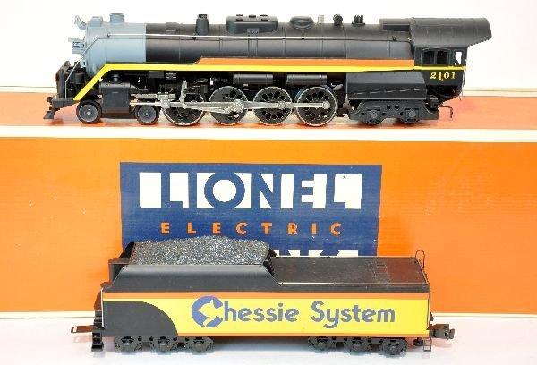 Lionel Chessie 18011 T-1 4-8-4 Steam Loco