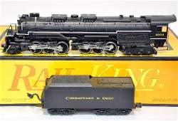 MTH RailKing CO Allegheny 301117LP