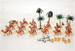 Nice Group Of Royal Camel Corps