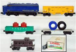 Unusual Boxed Lionel Set 11720