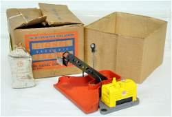 Unusual Lionel Early 397 Coal Loader