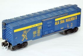 Lionel 6464-825 Alaska Boxcar