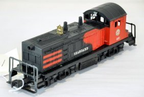 Lionel 601 Seaboard NW-2 Diesel