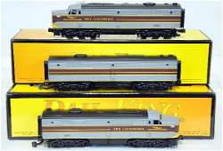 MTH Rail King 3022191 Erie Lackawanna PA Alco ABA