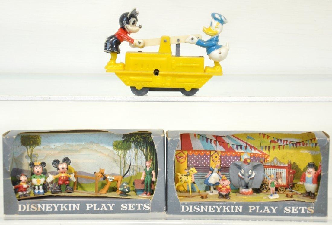 3 Marx Disney Toys