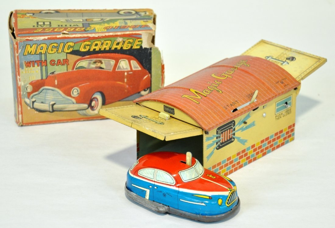 Boxed Yone Magic Garage