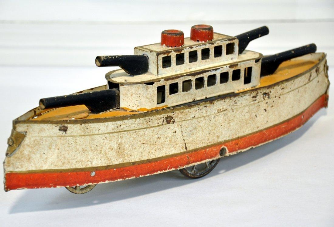 Dayton Friction Gun Boat
