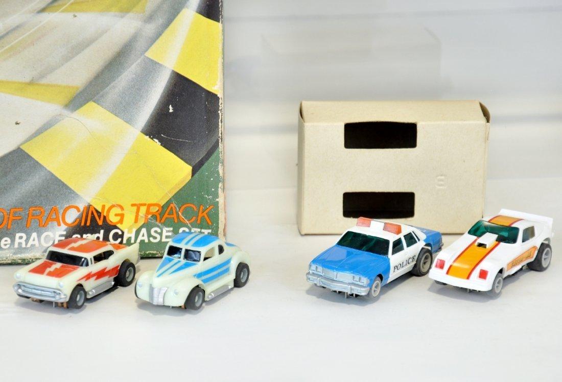 Matchbox & Tyco Slot Car Sets - 2