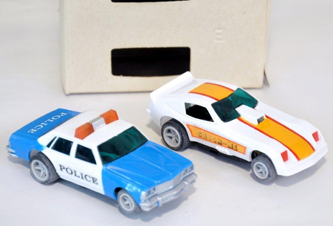 Matchbox & Tyco Slot Car Sets - 3